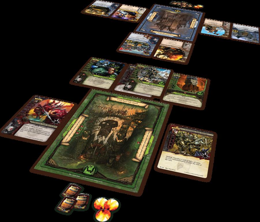 Warhammer: Invasion components