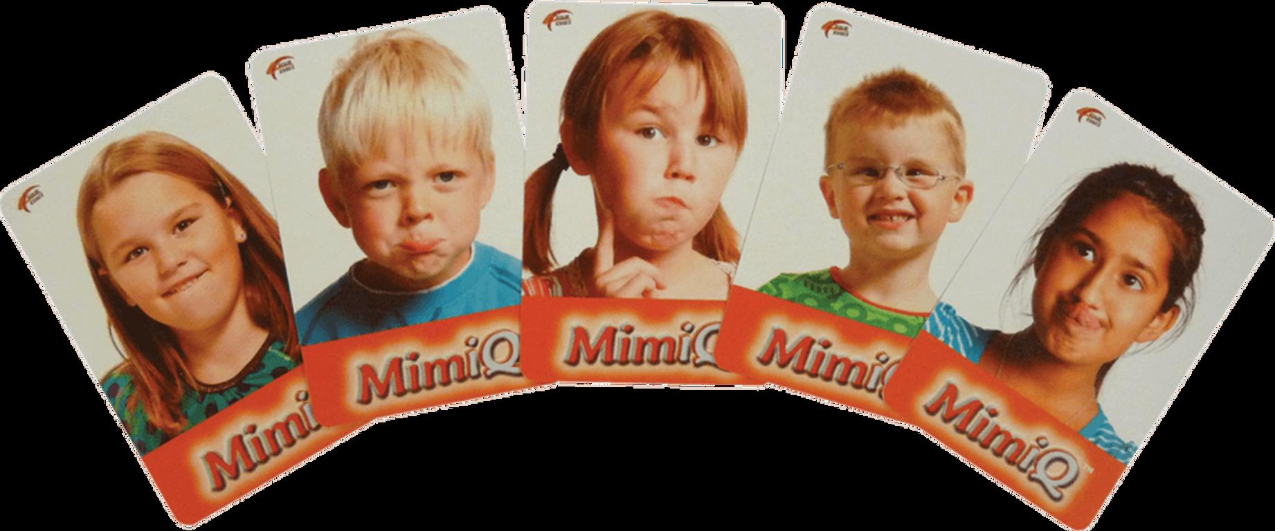 Mimiq cards