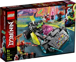 LEGO® Ninjago Ninja Tuner Car