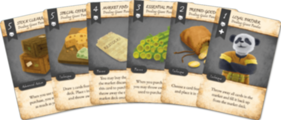 Dale of Merchants cards