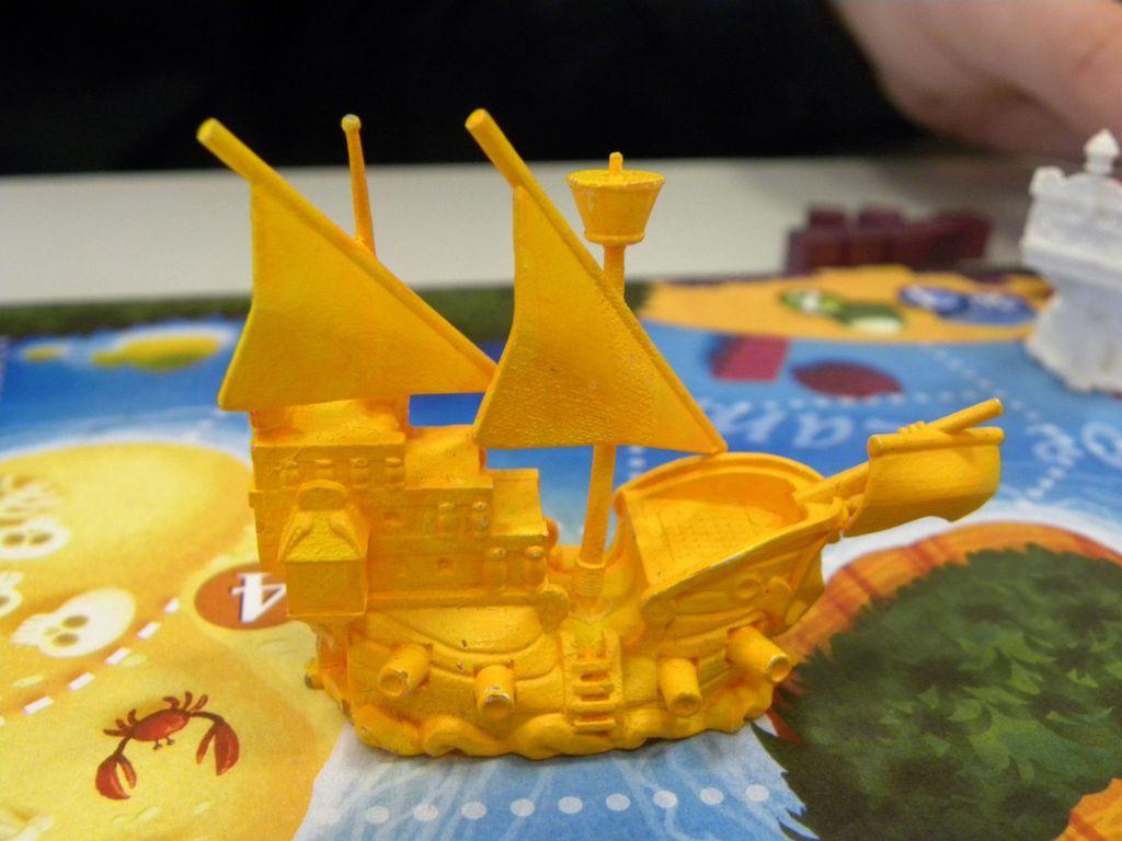 Black Fleet miniature
