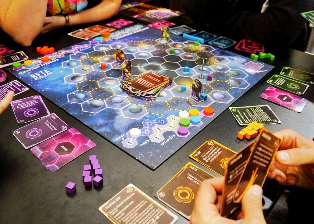 Helios Expanse gameplay