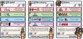 Pixel Tactics 3 cards