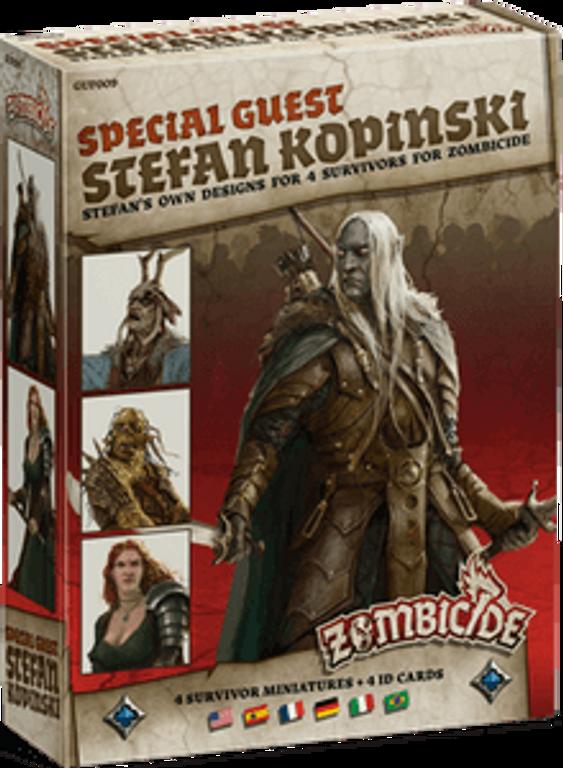 Zombicide%3A+Black+Plague+Special+Guest+Box+-+Stefan+Kopinski