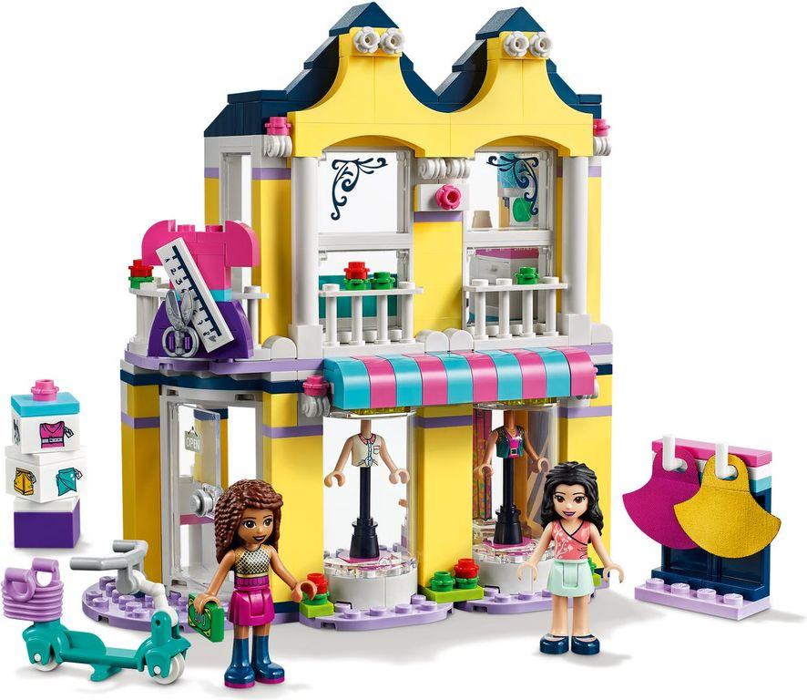 LEGO® Friends Emma's Fashion Shop gameplay