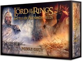 Middle-earth+Strategy+Battle+Game%3A+The+Lord+Of+The+Rings+-+Battle+of+Pelennor+Fields