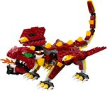 LEGO® Creator Mythical Creatures components