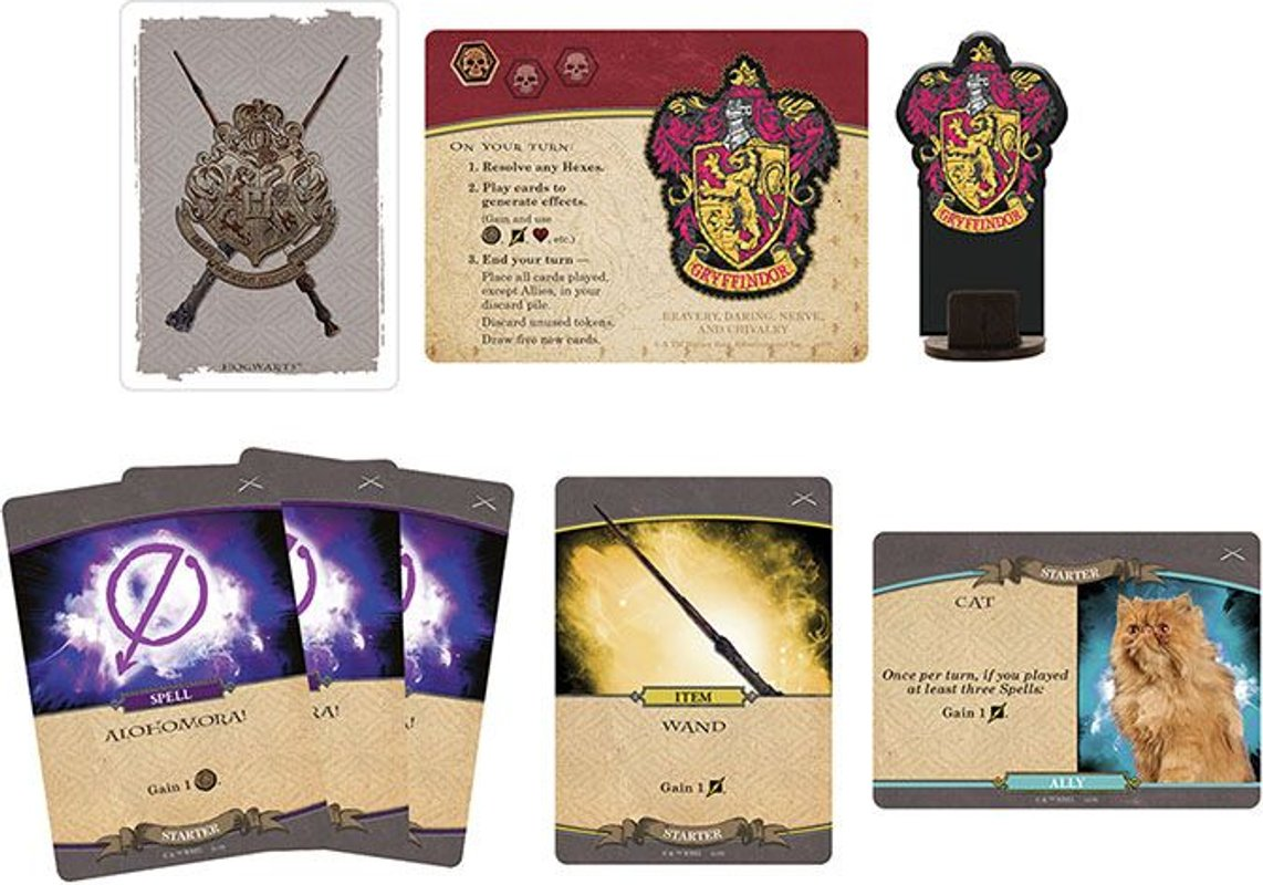Harry Potter: Hogwarts Battle - Defence Against the Dark Arts cards
