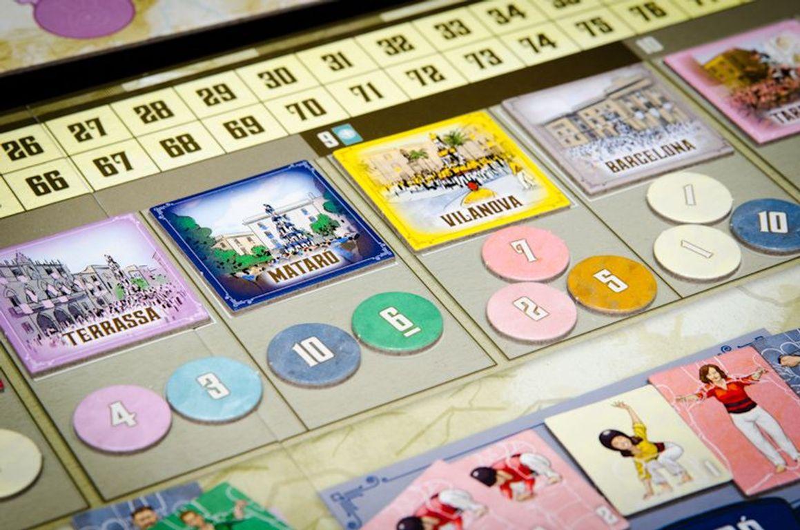 Castell gameplay