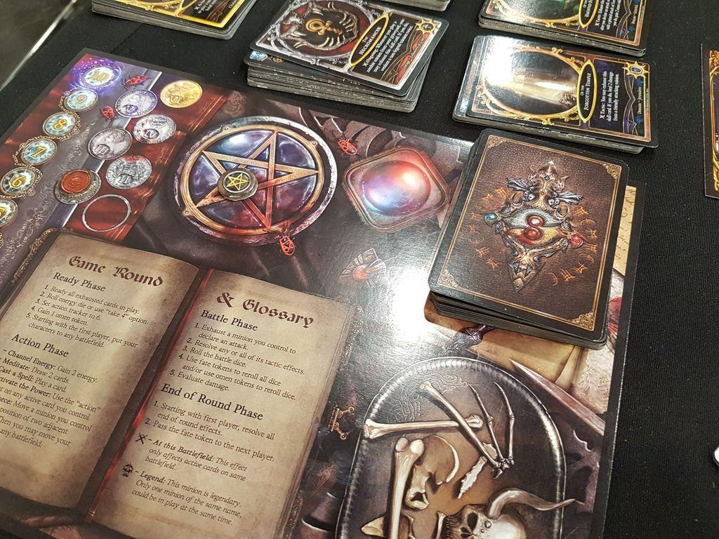 Sorcerer components