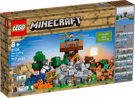 LEGO® Minecraft The Crafting Box 2.0