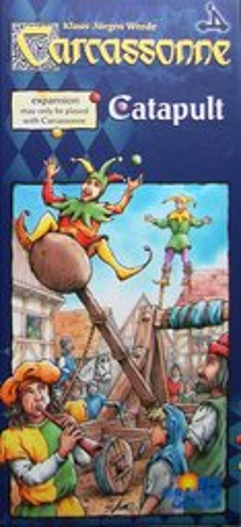 Carcassonne: Catapult