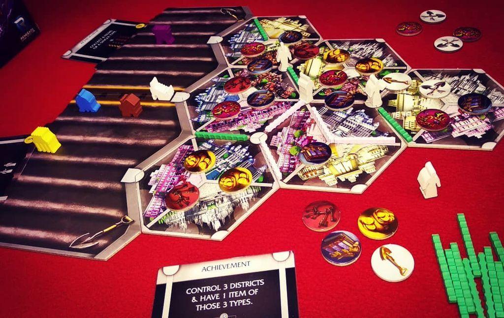 Prowler's Passage gameplay