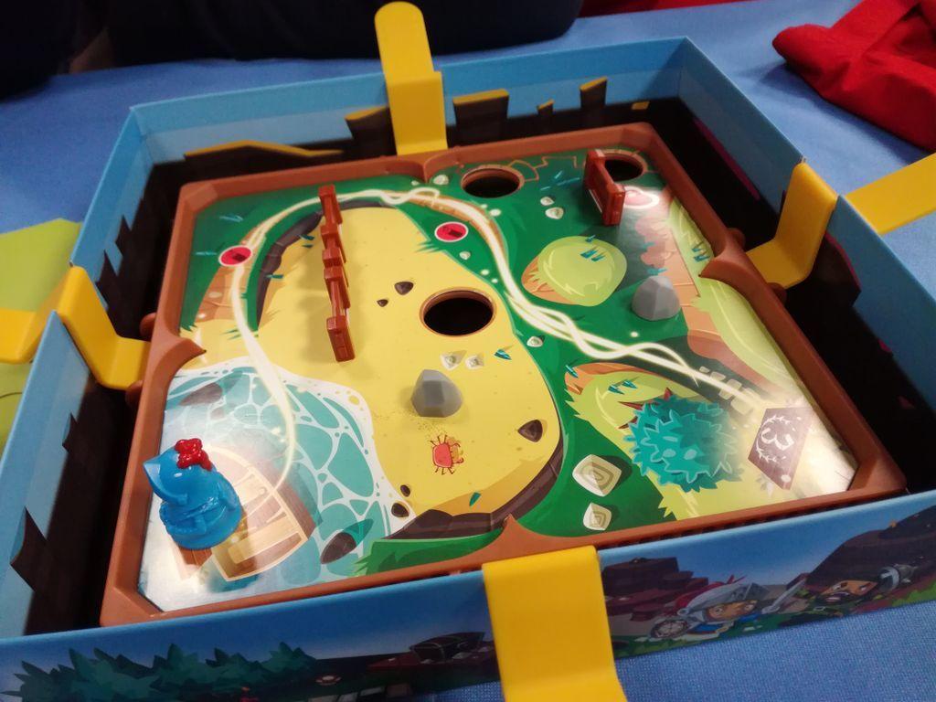 Slide Quest gameplay