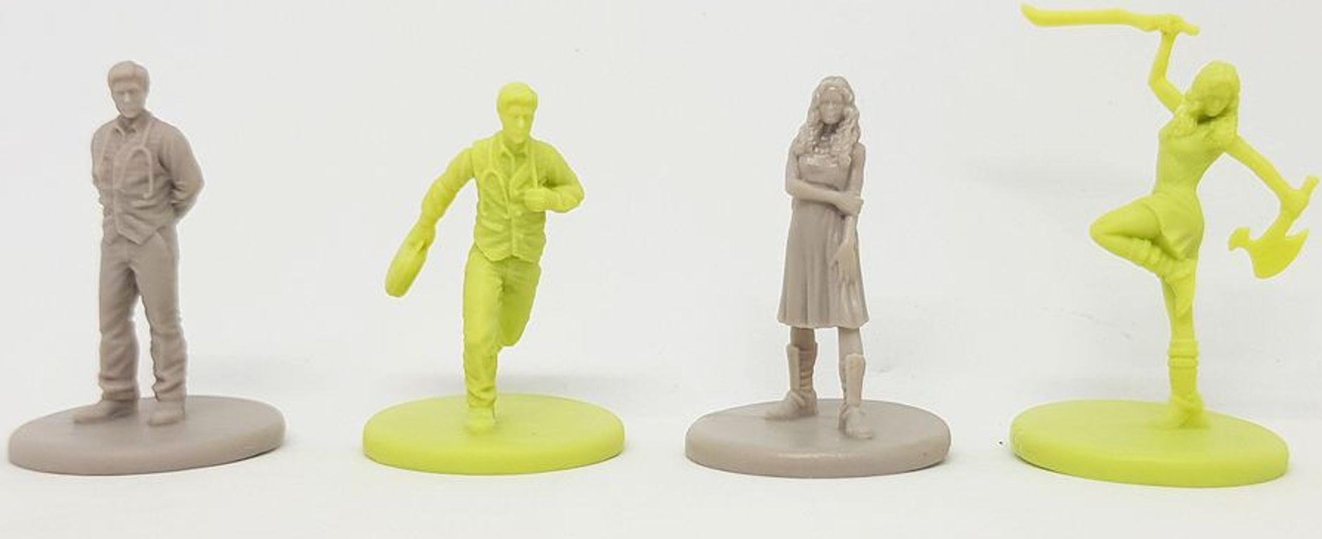 Firefly Adventures: Brigands and Browncoats - Wanted Fugitives miniatures