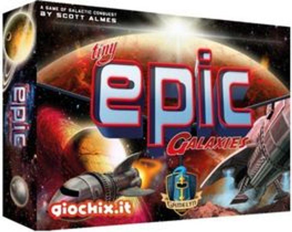 Giochix.it - Tiny Epic Galaxies