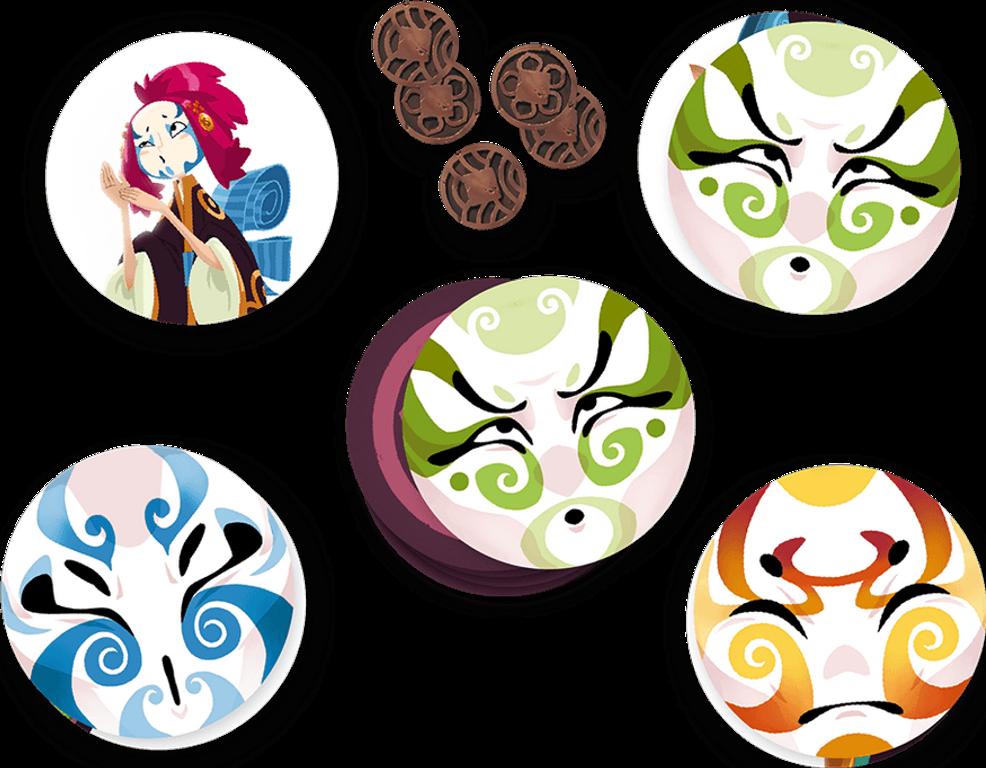 Kabuki components