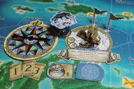 Merchants & Marauders: Seas of Glory components