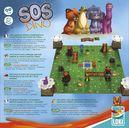 SOS Dino back of the box