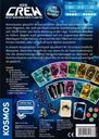 The Crew: The Quest for Planet Nine back of the box