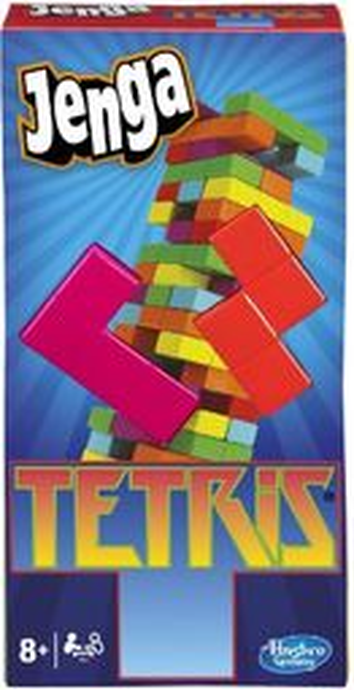 Jenga: Tetris