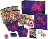 Pokémon Sword & Shield Darkness Ablaze Elite Trainer Box components