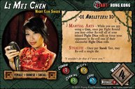 Fortune and Glory: The Cliffhanger Game card