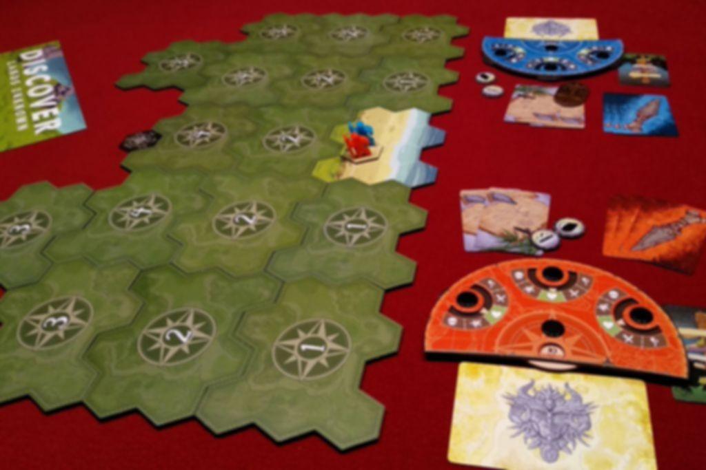 Discover: Lands Unknown jugabilidad