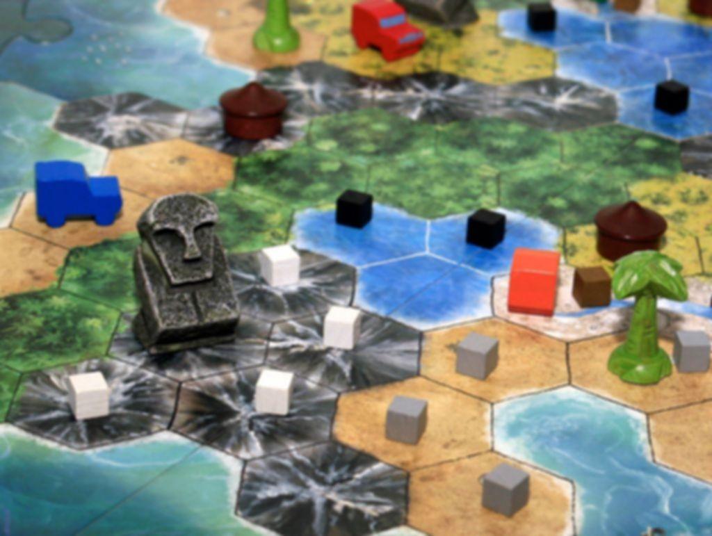 Tobago gameplay