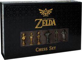 The Legend of Zelda Collector's Chess Set