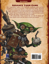 Pathfinder Core Rulebook (2nd Edition) back of the box
