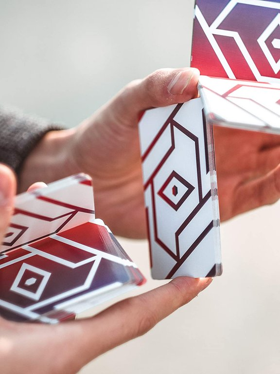 Copag 310 Cardistry Cards gameplay