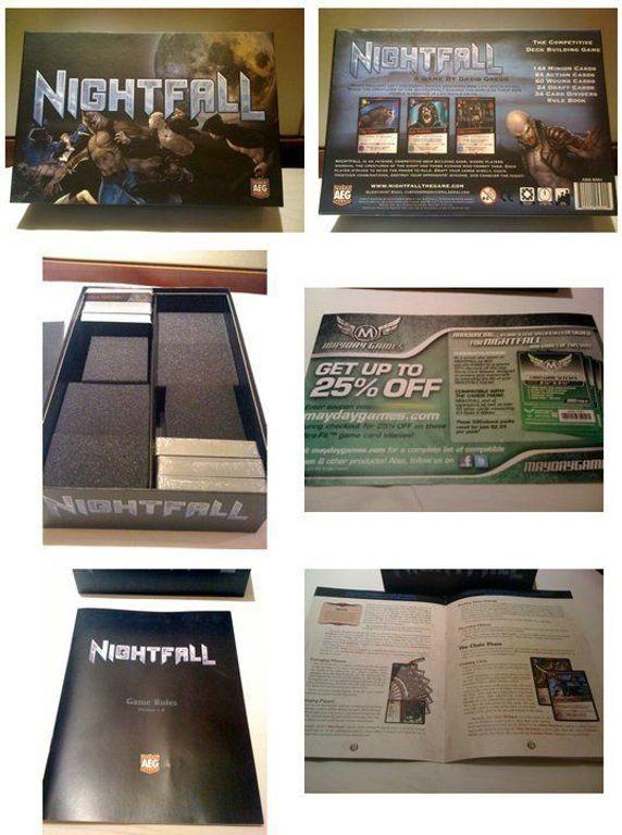 Nightfall components