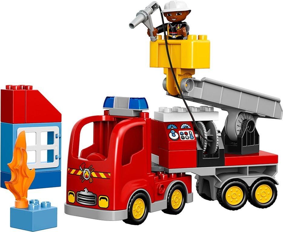 Fire Truck gameplay