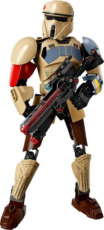 Scarif Stormtrooper™ components