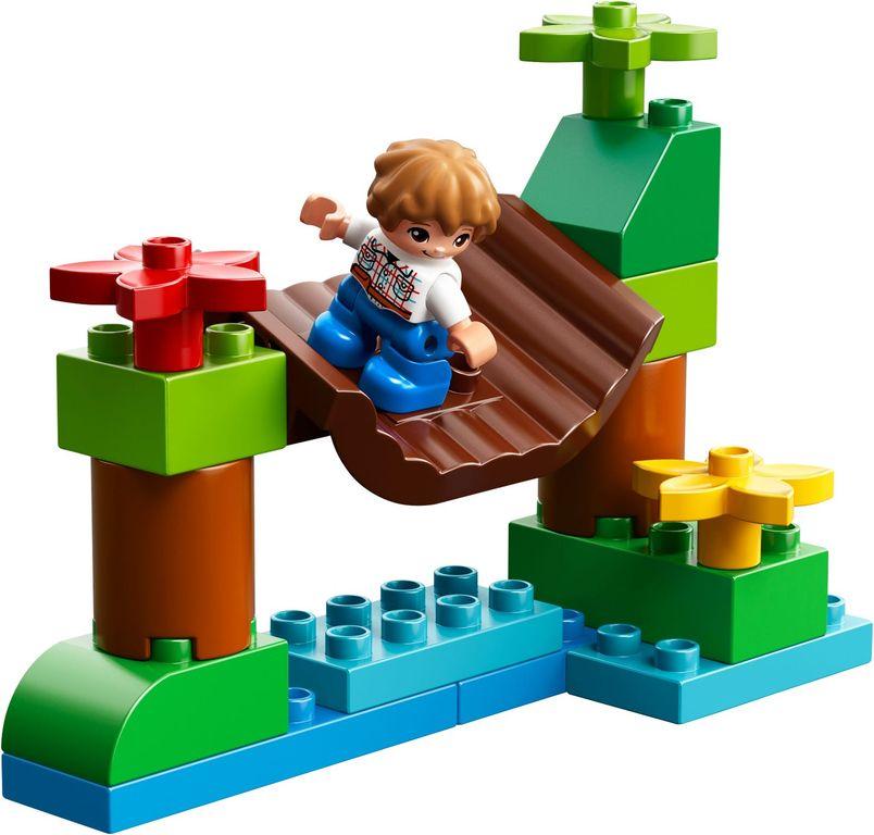 LEGO® DUPLO® Gentle Giants Petting Zoo components