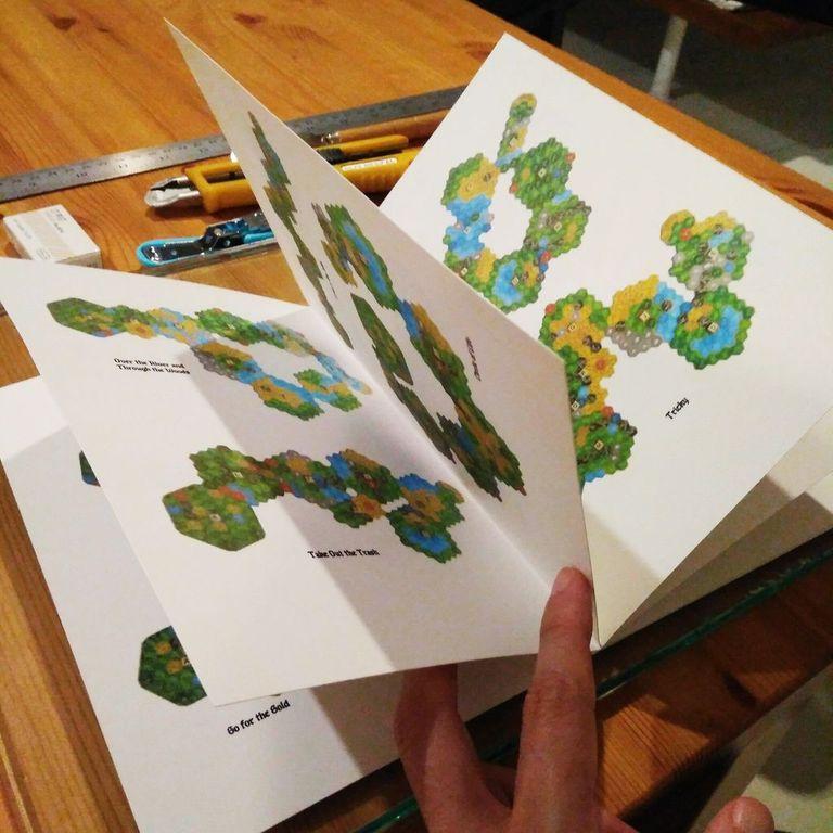 The Quest for El Dorado manual