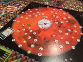Mission to Mars 2049 game board