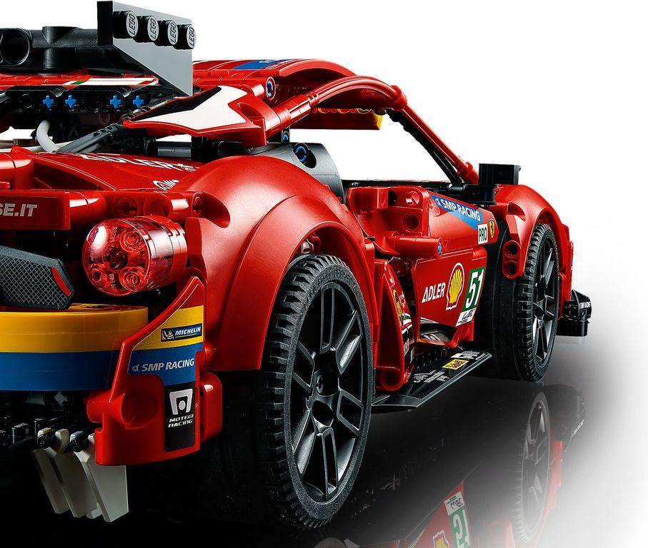 """Ferrari 488 GTE """"AF Corse #51"""" back side"""