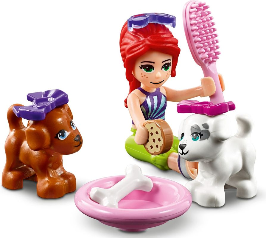 Puppy Playground minifigures