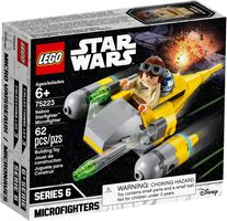 LEGO® Star Wars Naboo Starfighter™ Microfighter