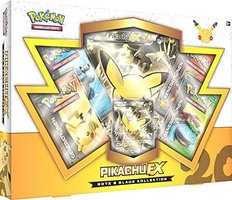 Pokémon 20th Anniversary Red & Blue Collection - Pikachu-EX