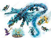 LEGO® Ninjago Water Dragon gameplay