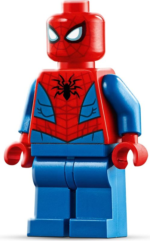 LEGO® Marvel Spider-Man Mech minifigures