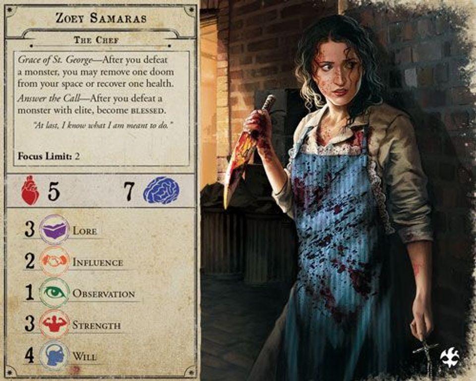 Arkham Horror (Third Edition): Under Dark Waves cards
