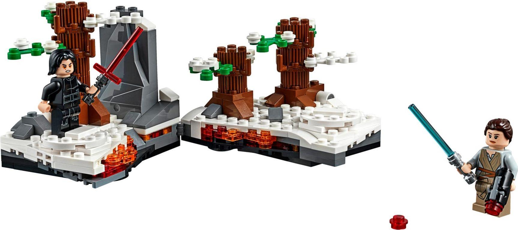 LEGO® Star Wars Duel on Starkiller Base™ components