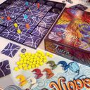 Tsuro: Phoenix Rising components