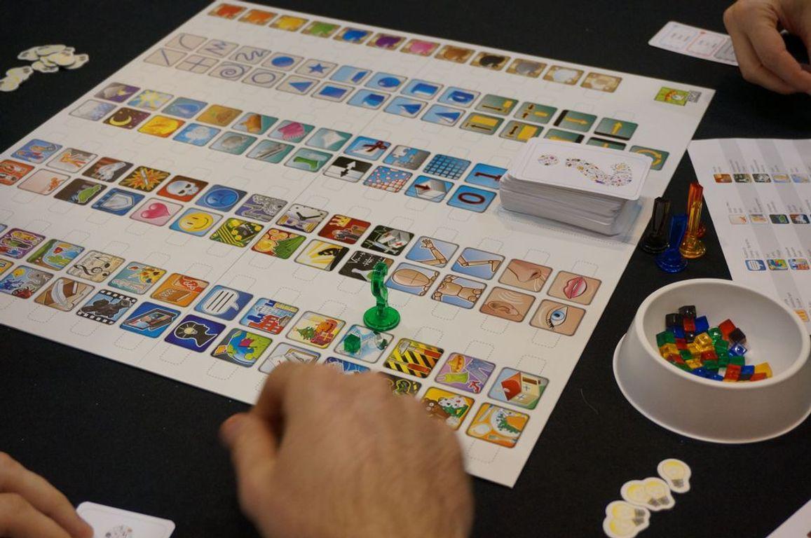 Concept gameplay
