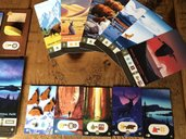 PARKS: Nightfall Expansion cards