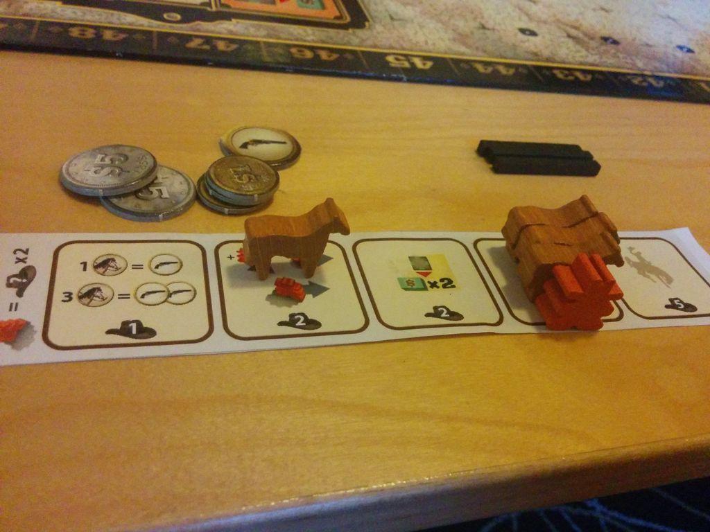 Carson City: Horses & Heroes gameplay